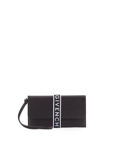 Urban Flap Pouch Wristlet Wallet