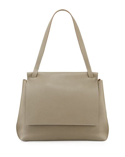 Sidekick Two Fine Calf Leather Shoulder Bag