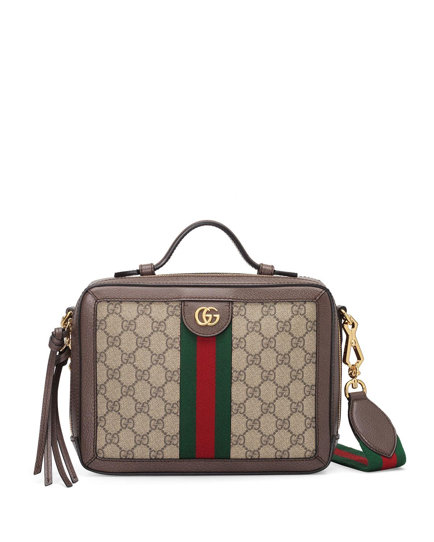 675512c8fc30 Gucci Ophidia Small GG Supreme Shoulder Bag