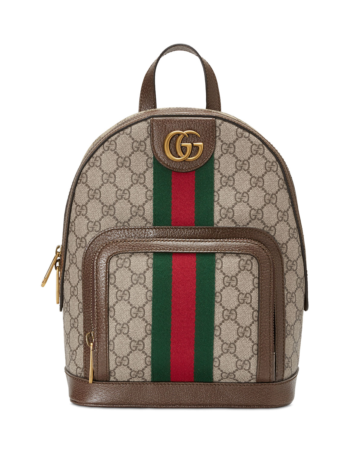 2526dbb82c33 Gucci Ophidia GG Supreme Canvas Backpack