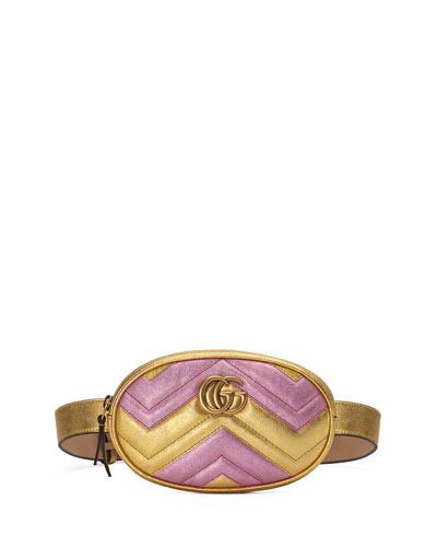 38bf876d4221 Gucci Gg Marmont 2.0 Matelasse Mini Leather Shoulder Bag from Gilt ...