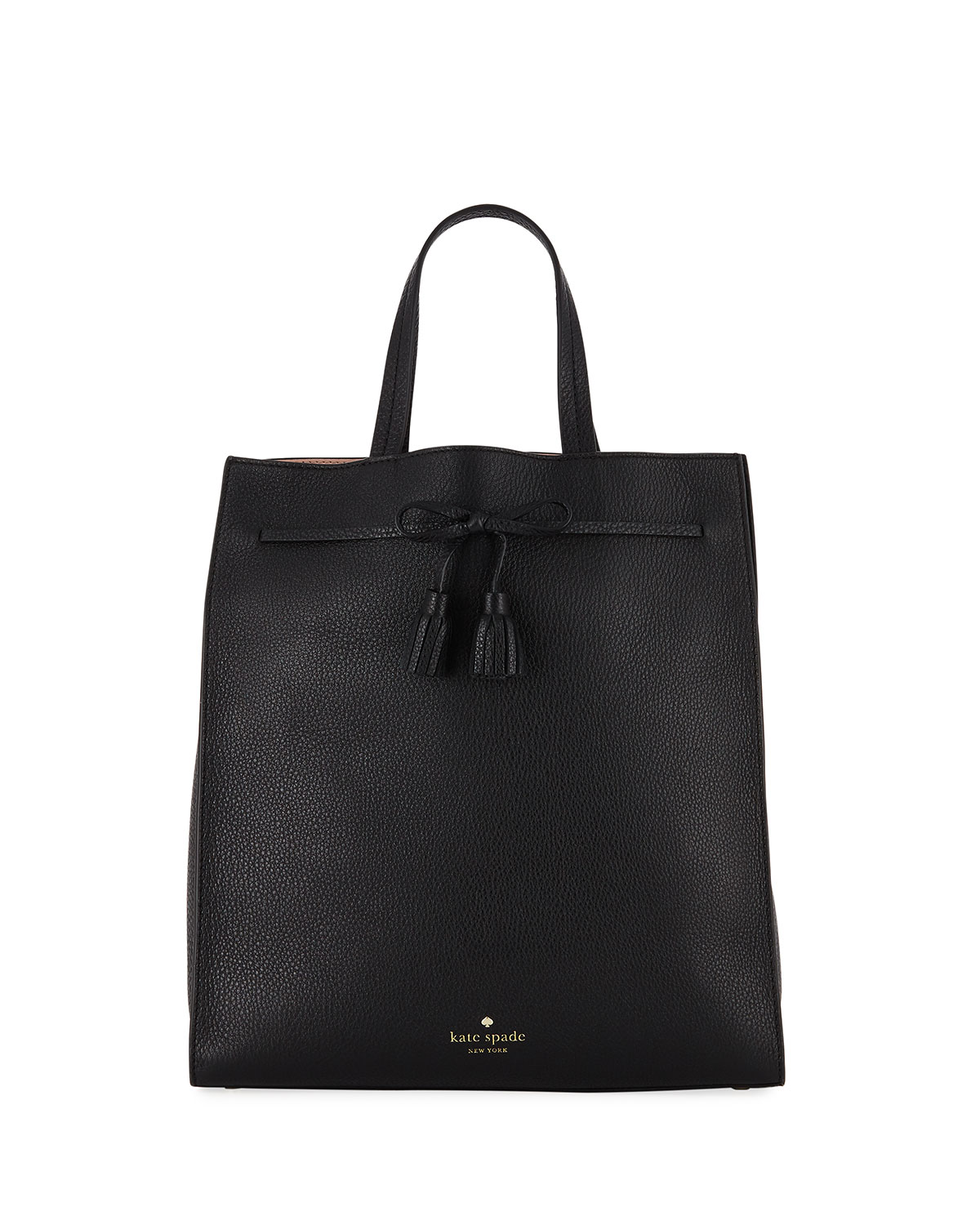 7118c98a15b3 kate spade new york hayes street medium leather tote bag | Neiman Marcus