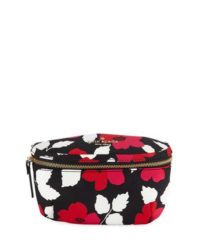 watson lane betty floral belt bag