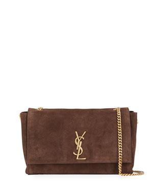 Saint Laurent Soft Kate Medium Reversible YSL Monogram Crossbody Bag 67c857d0e84f9