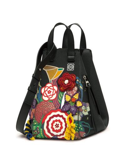 Hammock Bouquet Medium Satchel Bag