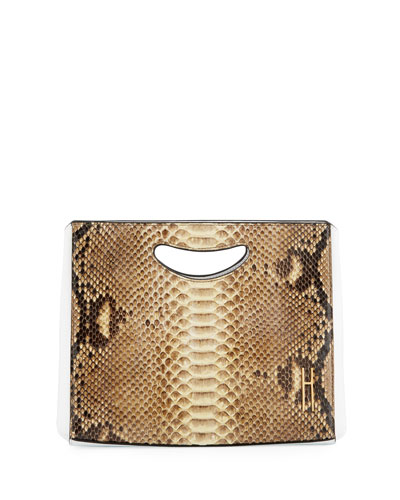 1712 Python Basket Bucket Bag
