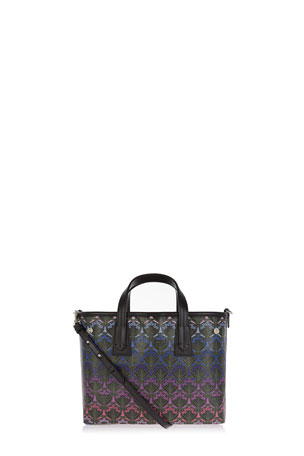 Liberty London Marlborough Mini Tote Bag - Dusk