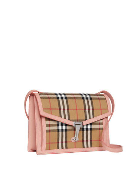 8233c00d35b Image 3 of 5  Macken Small Vintage Check Crossbody Bag