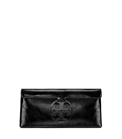 Miller Patent Leather Clutch Bag