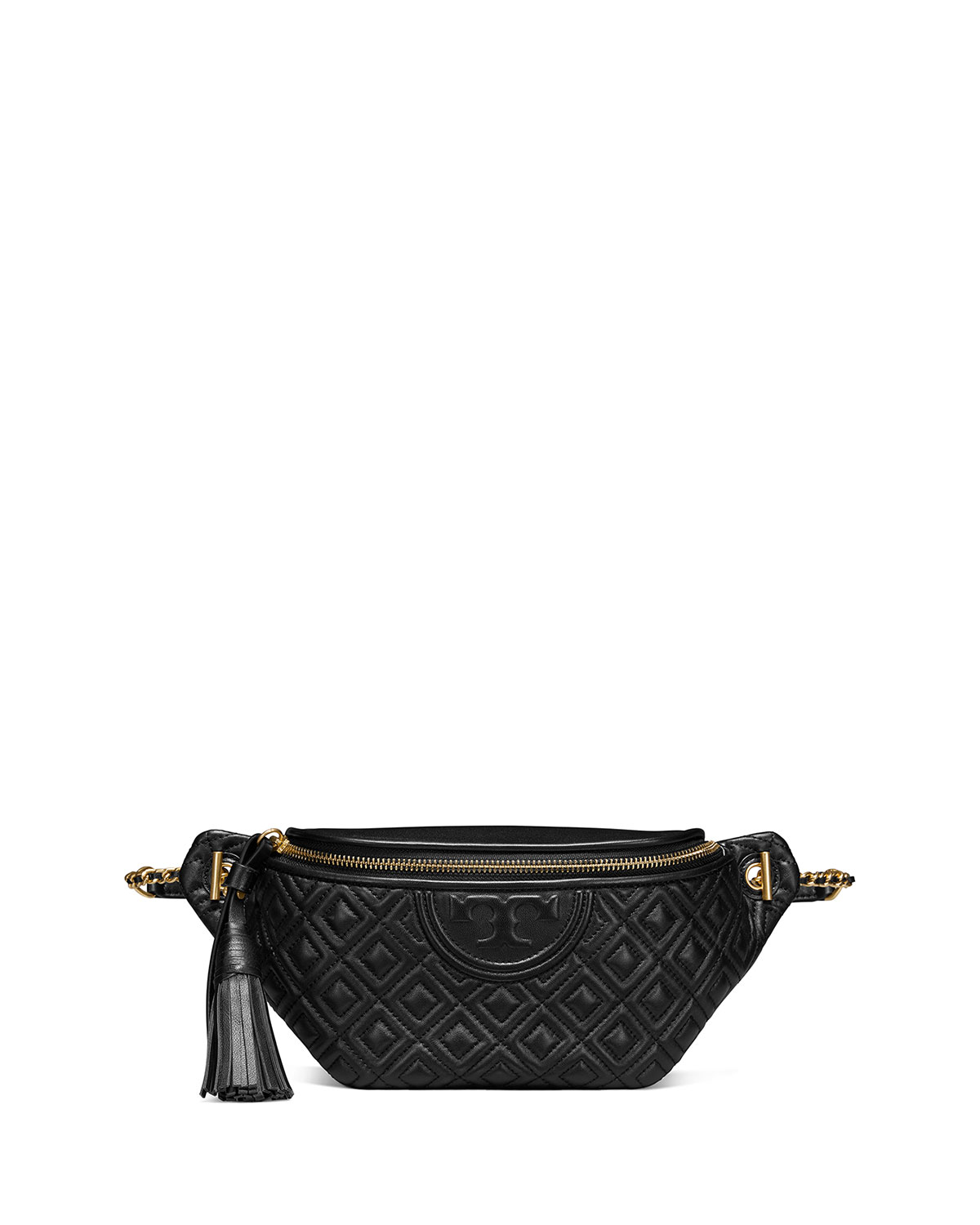 ab1fd1cfe404 Tory Burch Fleming Leather Fannypack Bag
