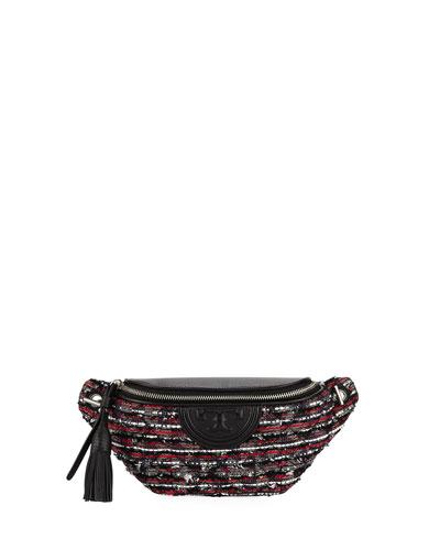 Fleming Tweed Belt Bag