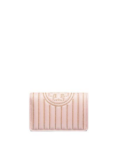 Fleming Medium Slim Mini-Stud Wallet
