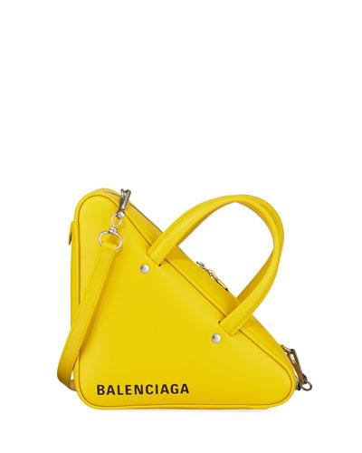Triangle XS Calfskin Duffel Bag