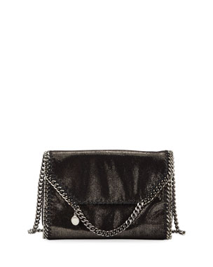 Stella McCartney Falabella Big Metallic Shoulder Bag 58d355a252