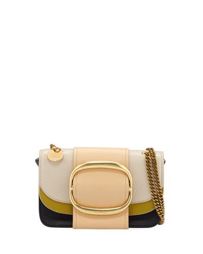 Hopper Colorblock Shoulder Bag