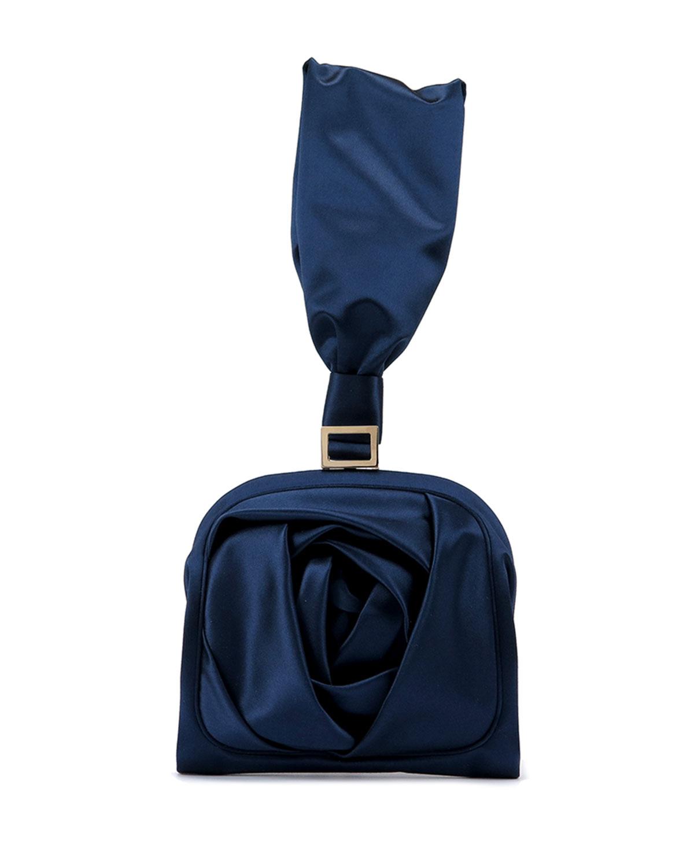 f5d50740f704 Roger Vivier Rose Bracelet Clutch Bag