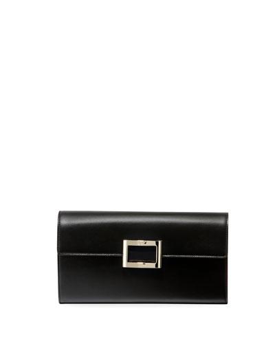 Viv Envelope Flap Clutch Bag