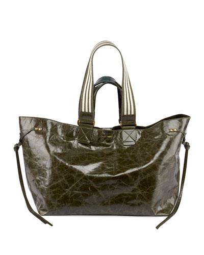 Wardy Distressed Shoulder Bag