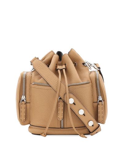 Mon Tresor Grande Selleria Bucket Bag