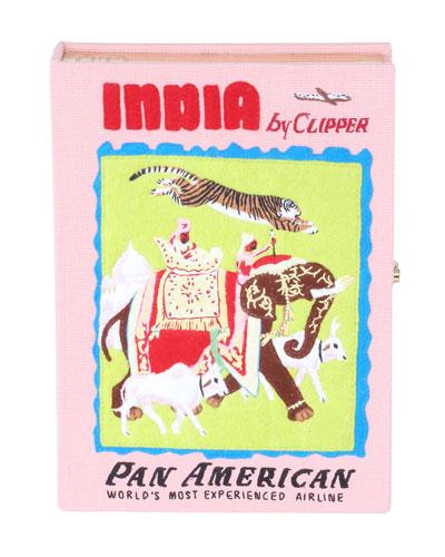 India Box Crossbody Bag