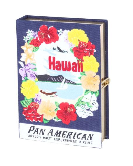 Olympia Le-Tan Hawaii Box Crossbody Bag