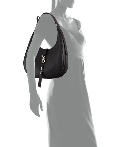 Image 4 of 4  Grace Lux Medium Hobo Bag 82bfe7e1e90c9