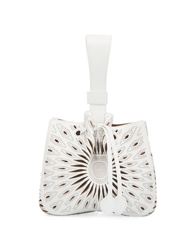 Rose Marie Small Bucket Bag