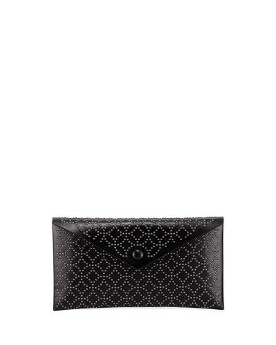 Louise Embellished Clutch Bag