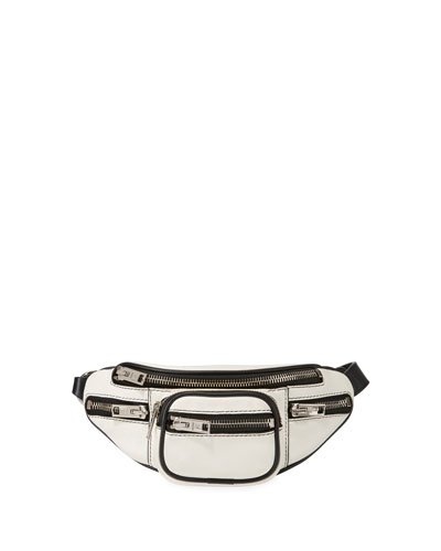 Attica Soft Leather Fanny Pack Bag