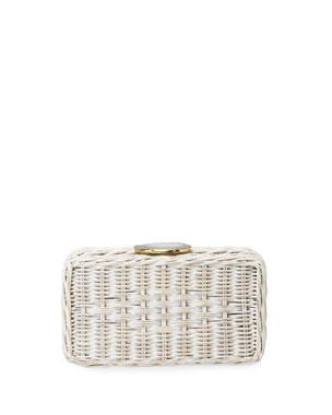 8d49a73428 ... Designer Handbags at Neiman Marcus Flora Bella Sanibel Wicker Clutch Bag  Source · florabella Barrio Tote Abyss Multi Women Handbags Unbeatable Offers