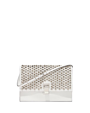 Proenza Schouler Studded Leather Small Shoulder Bag 67a85855c522b
