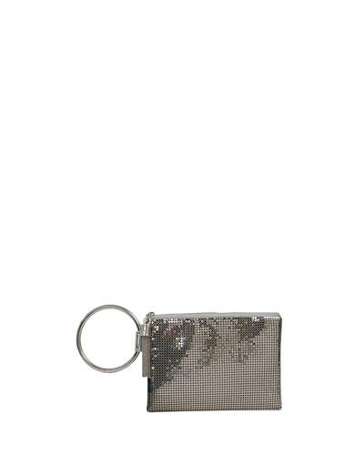 Chain Tassel Clutch Bag
