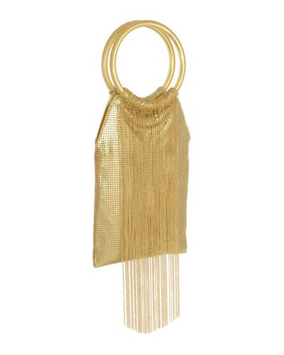 Gold Rush Clutch Bag