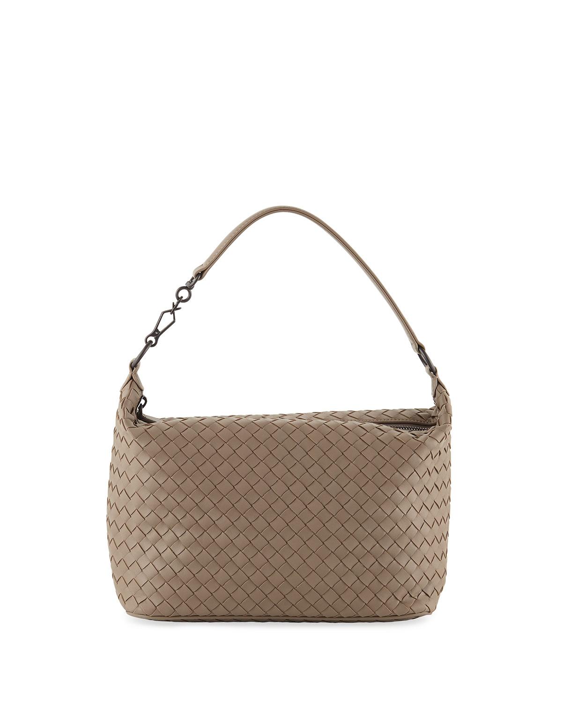 Bottega Veneta Small East-West Zip Hobo Bag  5b0bffc50a7d1