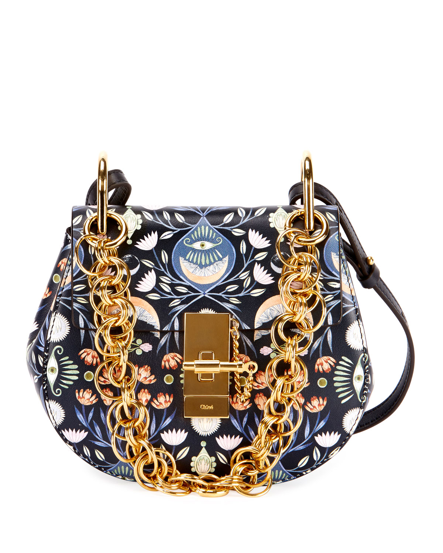 Chloe Drew Bijou Mini Artistic Shoulder Bag  ead99e18dff0f