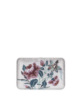 bcc8e39ad892 Judith Leiber Couture Seamless Garden Kiss Clutch Bag