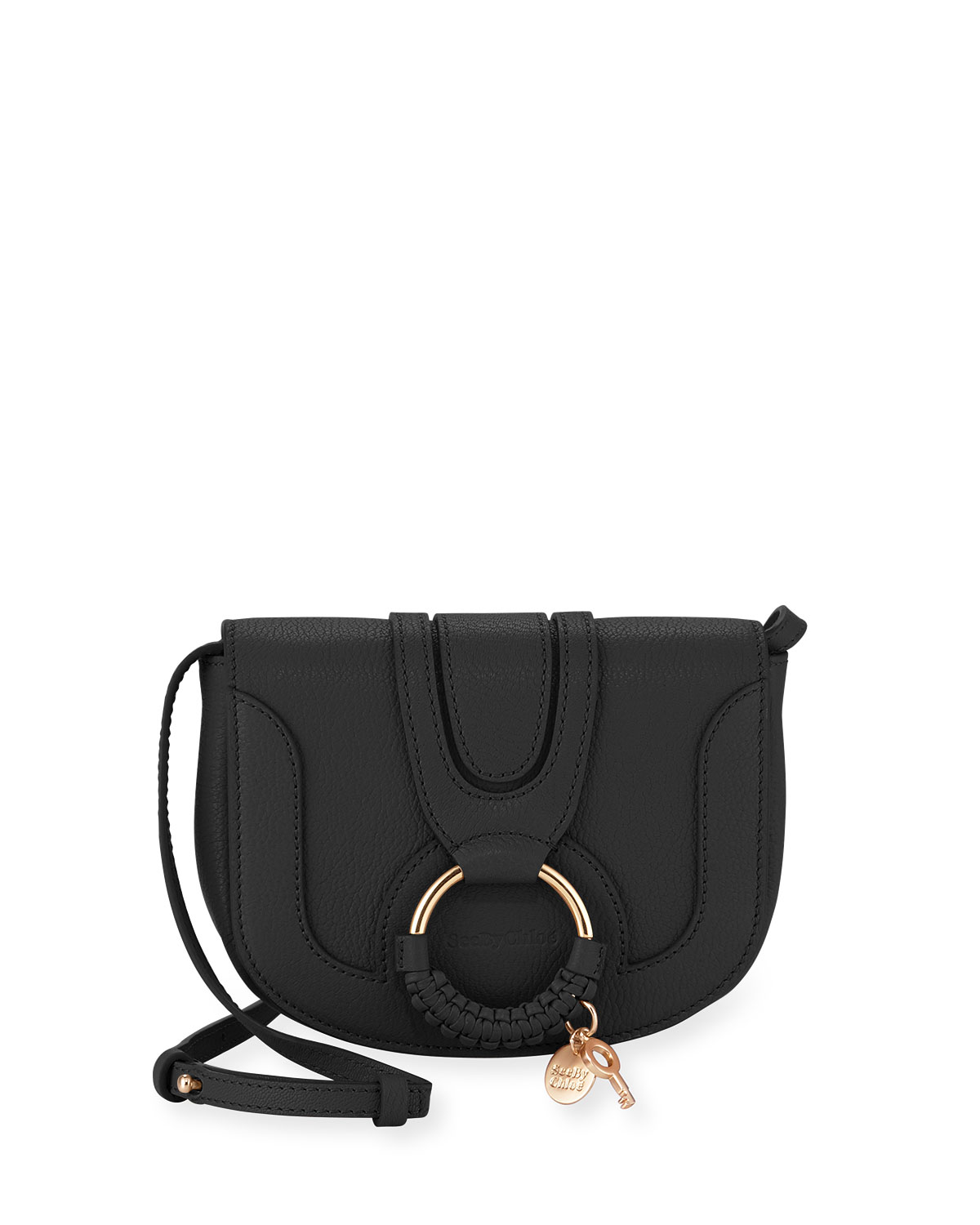 67a5457315 See by Chloe Hana Mini Pebbled Crossbody Bag