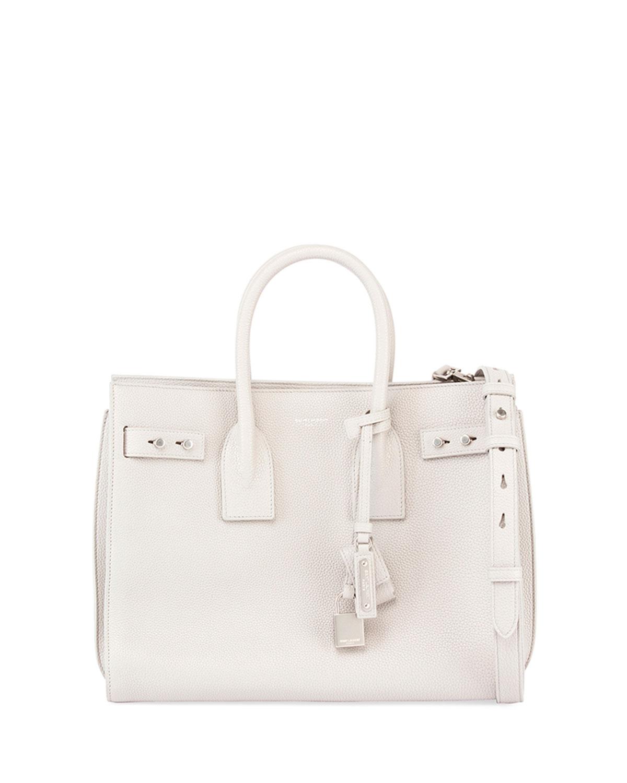 Saint Laurent Sac de Jour Small Supple Leather Bag  df265e0bf6d8b