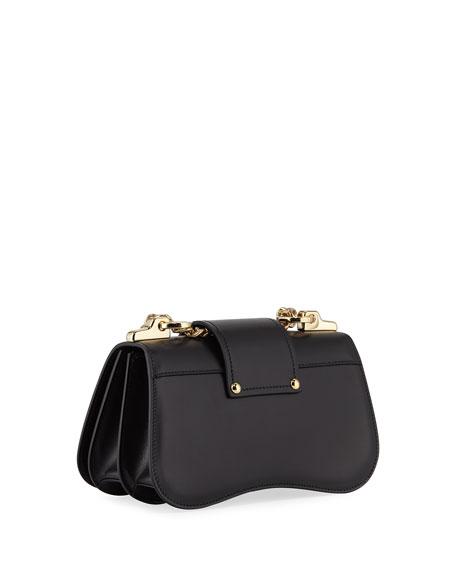 Prada Sidonie City Small Leather Shoulder Bag