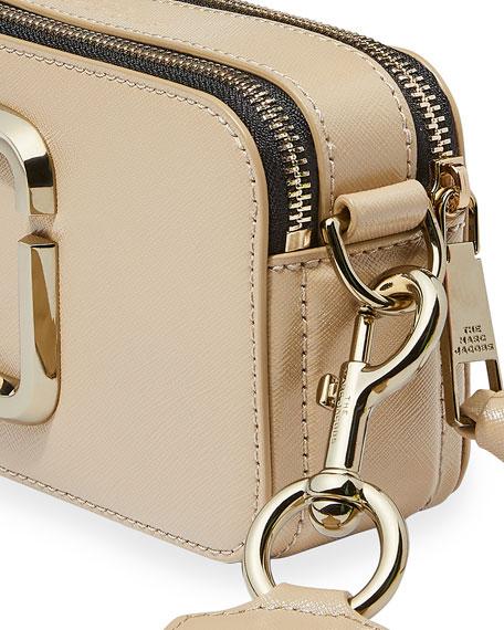 The Marc Jacobs Snapshot Split Crossbody Camera Bag