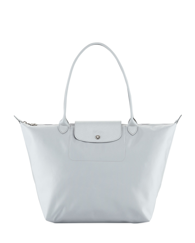 1323c0647cd5 Longchamp Le Pliage Neo Large Nylon Tote Bag