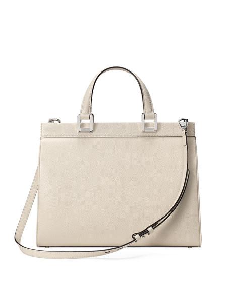 Gucci Gucci Zumi Medium Top-Handle Bag