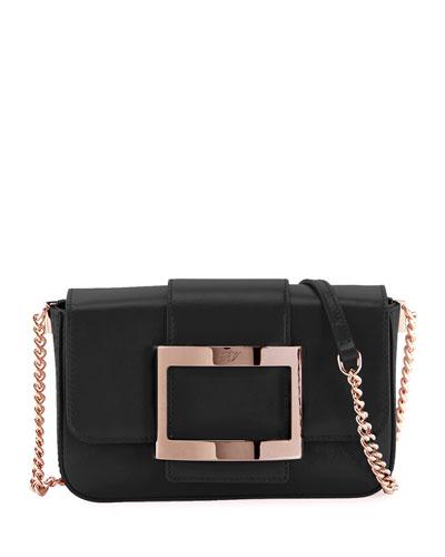Tres Vivier Micro Shoulder Bag