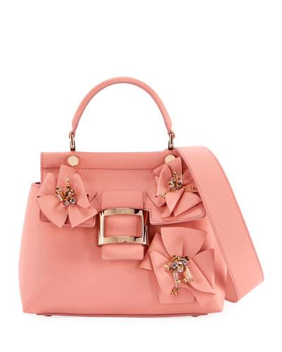 Viv Flower Patch Cabas Mini Satchel Bag
