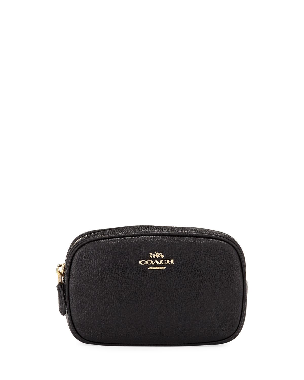 88973661bc3b Coach 1941 Pebbled Leather Belt Bag