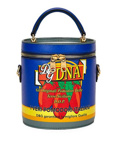 DG Girls DNA Tomato Can Crossbody Bag