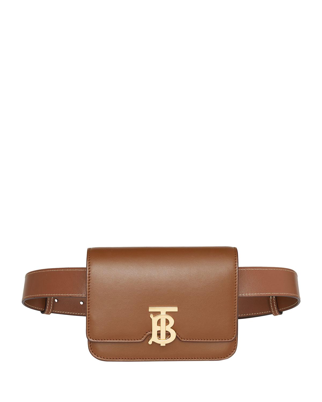 Burberry TB Monogram Leather Belt Bag  9d8f152c3123b
