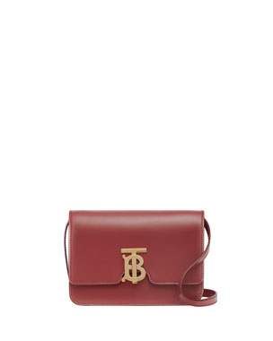 7c8745455498 Burberry TB Small Crossbody Bag - Golden Hardware
