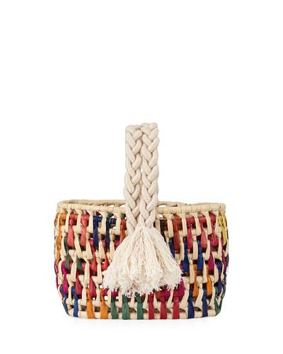 Kali Straw Tote Bag