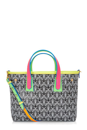 Liberty London Marlborough Mini Neon Tote Bag